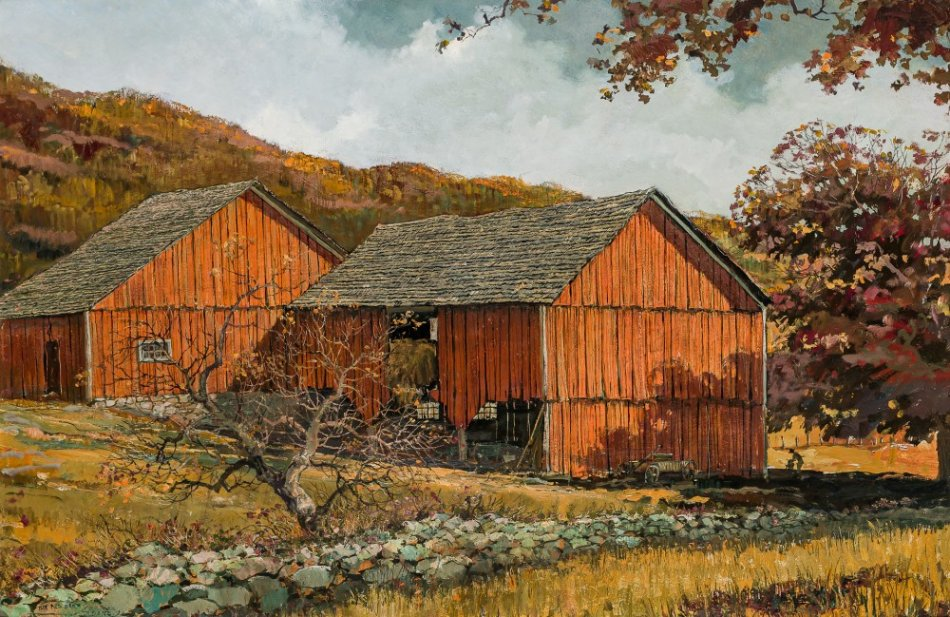Shannon's Online Fine Art Auction on Thursday, June 25th, features American Impressionism, 19th century art and more