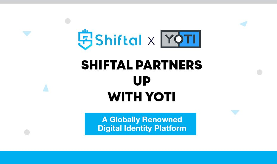 Shiftal Partners with YOTI to Enable Digital KYC Verification on its Exchange