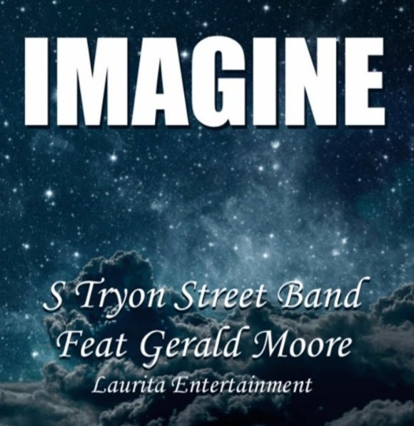 S Tryon Street Band & Gerald Moore to Launch Their Second Single - Imagine