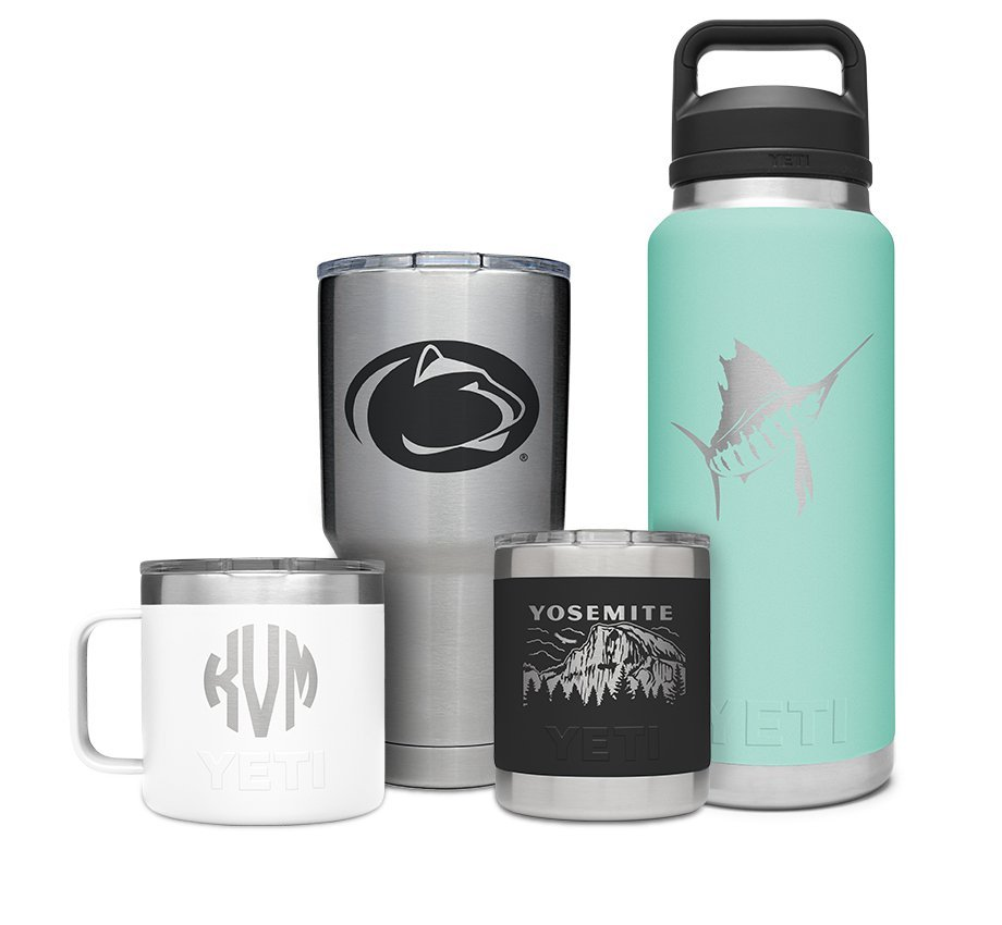 Now you can get customized drinkware for your promotional activities at ApparelnBags.com