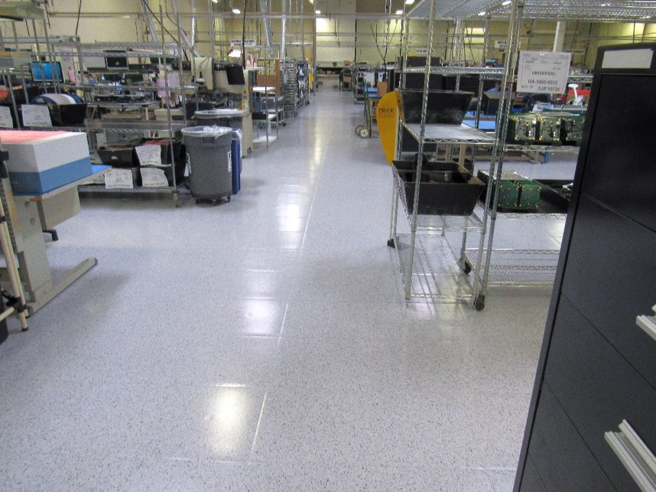 Static Controlled. Pride, Inc. Goes Solo with Purchase of StaticStop ESD Flooring