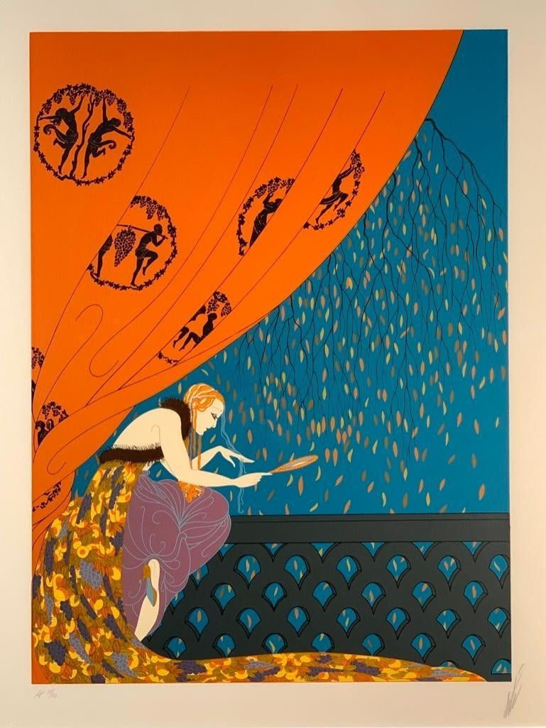 Bronze Sculptures and Works on Paper by Erté and Louis Icart will be Sold Online by Neue Auctions on Saturday, Oct. 24