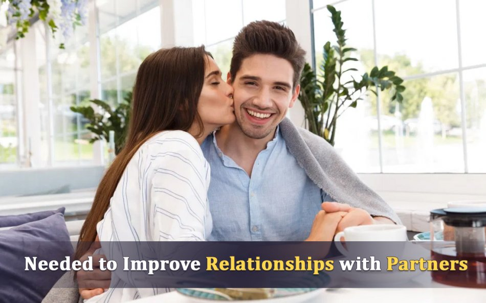 Needed to Improve Relationships with Partners