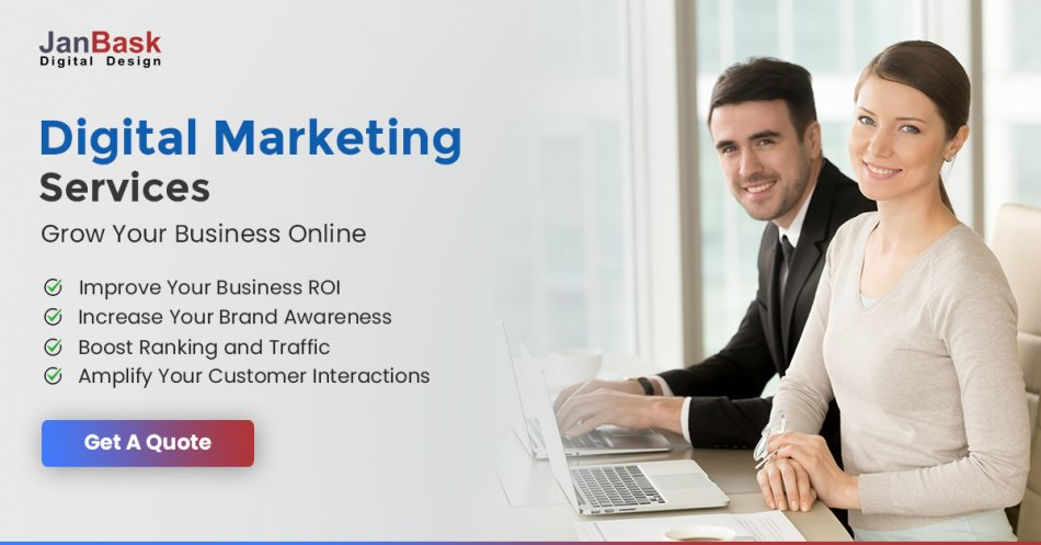 JanBask Digital Design's Internet Marketing Services Helping Online Businesses Monetize their Efforts
