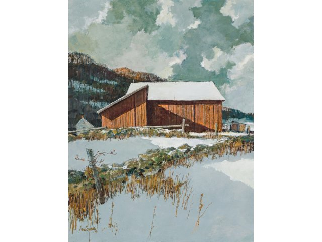 Shannon's Fall Online Fine Art Auction, November 19th, Features 242 Lots of Paintings, Drawings, Prints and Sculptures
