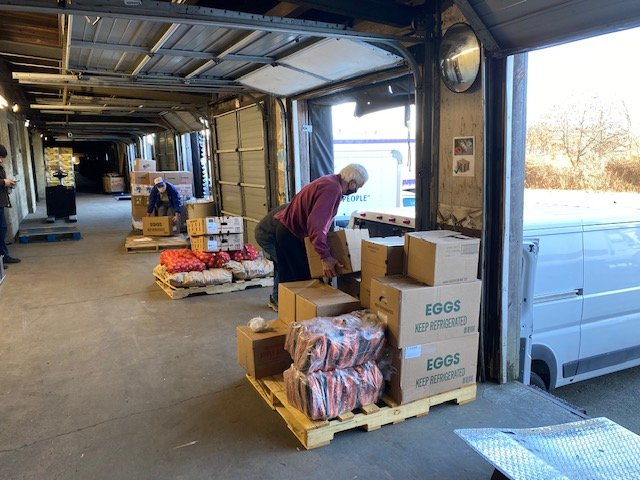 """Greater Boston Food Bank Collaborates on Designing The New """"Cross-Dock"""" with Proactive Philanthropy"""