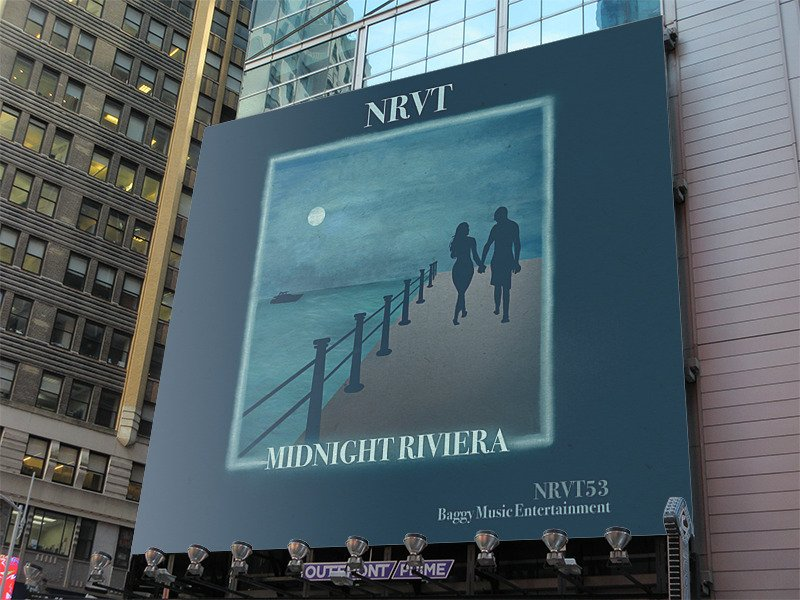 NRVT Opens 2021 with Lifestyle and Arts Digital Song 'Midnight Riviera' to Music Lovers and Dancers