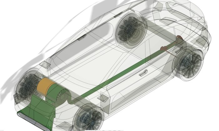 Inventor Uses Lockdown Time to Develop System for Extending Electric Vehicle Range to 750 Miles