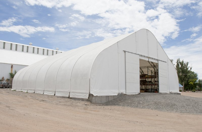 Alaska Structures Purchases StaticStop ESD Flooring Temporary Facilities