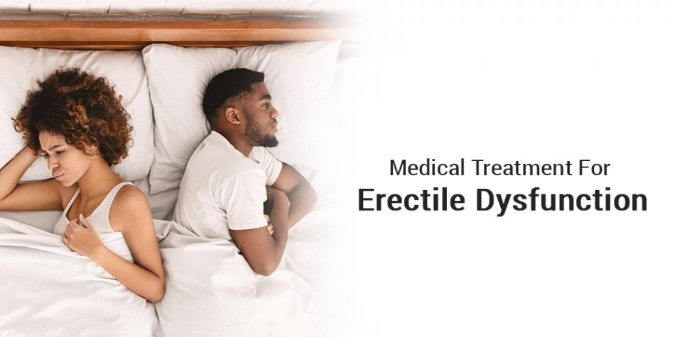 Medical (Clinical) Treatment for Erectile Dysfunction – Impotence