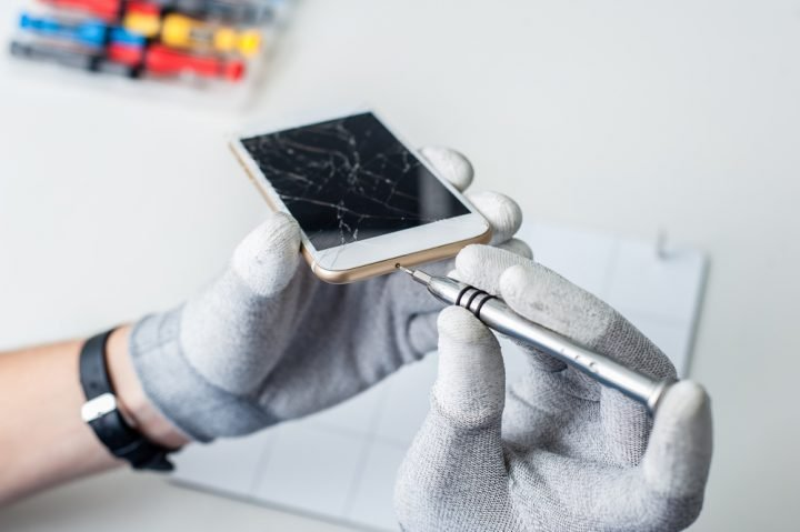 How to Replace Broken iPhone Screen by yourself