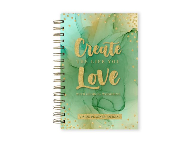 New Vision Planner Journal Helps to Reshape Your Future Even When It's Unclear
