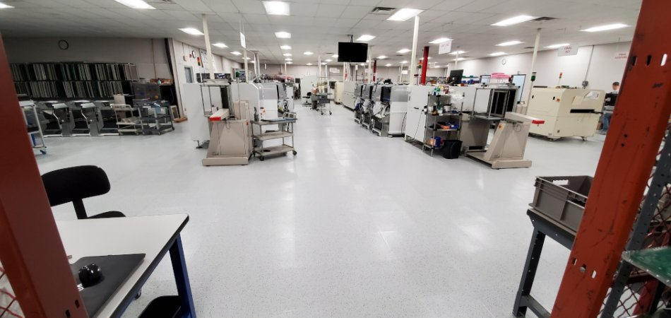 OSDA Goes Solo with Purchase of FreeStyle Plus ESD Flooring