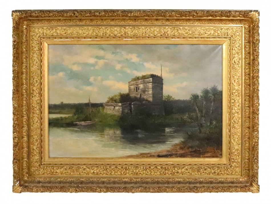 Nye & Company's Estate Treasures Auction, June 2-3, Features A Selection of Fine and Decorative Art