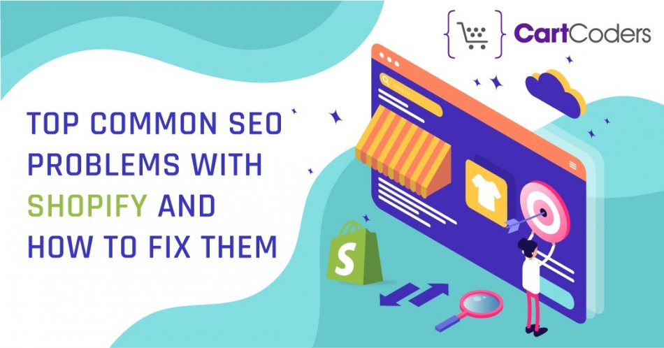 Top Common SEO Problems With Shopify and How to Fix Them