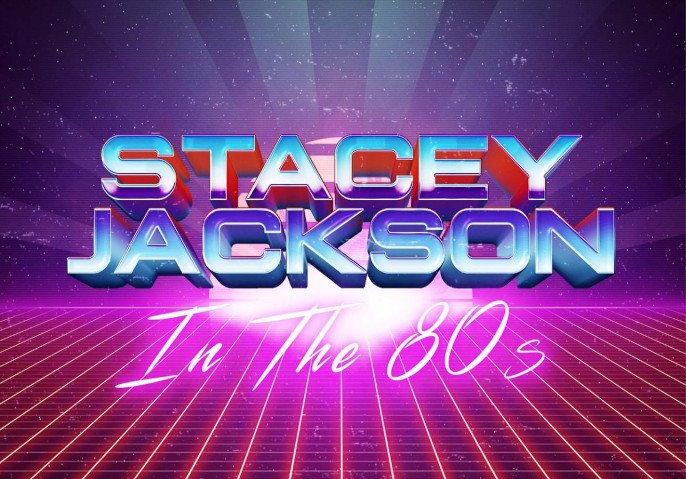 """""""Stacey Jackson in The 80s"""" Brings New Energy to Nostalgic Music Television Network on Spotlight TV"""