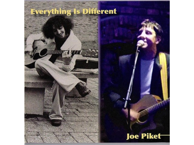 Long Island's Joe Piket and The Storm Release Everything is Different on Fredsson Records