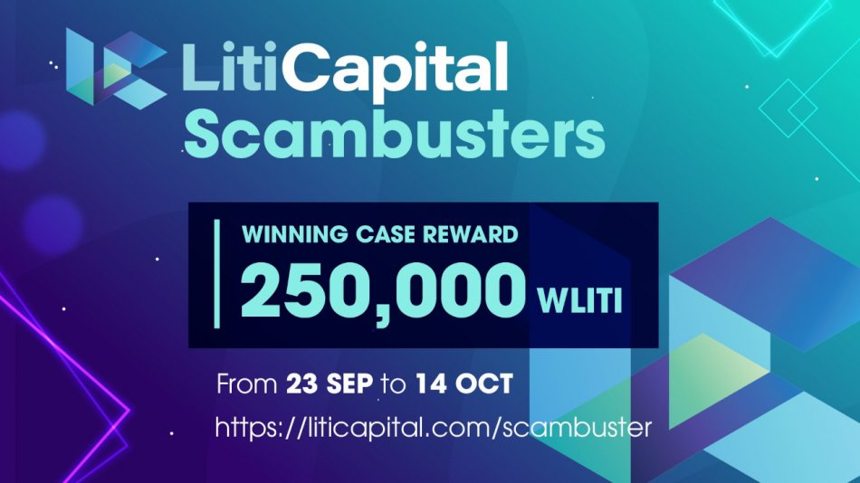 Liti Capital Launches ScamBusters to Tackle Crypto Fraud