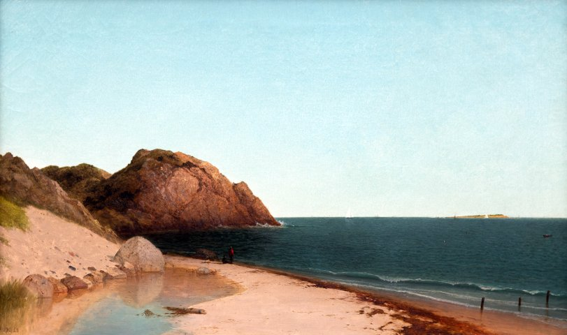Sublime Painting by American Landscape Artist John F. Kensett (1816-1872) Soars to $1.08 Million at Cottone Auctions